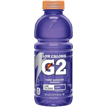 Gatorade, G2 Grape, 20.0 oz. Bottle (1 Count)