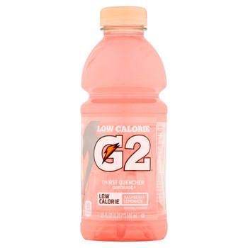 Gatorade, G2 Raspberry Lemonade, 20.0 oz. Bottle (1 Count)