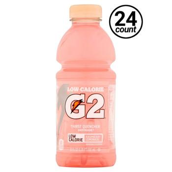 Gatorade, G2 Raspberry Lemonade, 20.0 oz. Bottle (24 Count)
