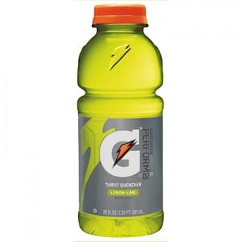 Gatorade, Lemon Lime, 20.0 oz. Bottle (1 Count)