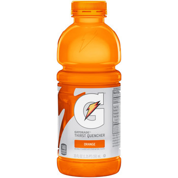 Gatorade, Orange, 20.0 oz. Bottle (1 Count)
