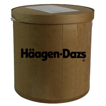 Haagen-Dazs, Caramel Cone Ice Cream, 2.5 gal. Tub (1 Count)