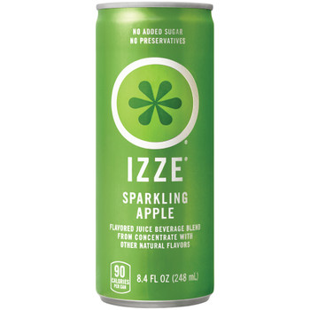 IZZE, Apple, 8.4 oz. can (1 Count)