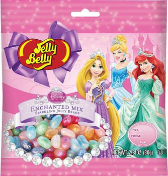 Jelly Belly, Disney Princess, 2.8 oz. Bag (1 Count)