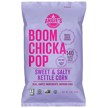 Angie's Boomchickapop, Sweet & Salty, 1.0 oz. Bag (1 Count)