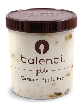 Talenti, Caramel Apple Pie, Gelato, Pint (1 Count)