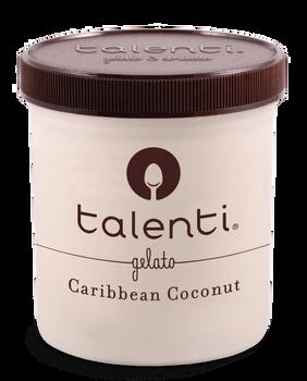 Talenti, Caribbean Coconut, Gelato, Pint (1 Count)