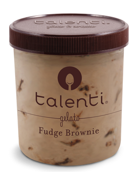 Talenti, Fudge Brownie, Pint (1 Count)