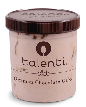 Talenti, German Chocolate Cake, Pint (1 Count)