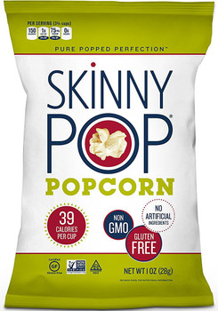 SkinnyPop, Original, 1.0 oz. Bag (1 Count)