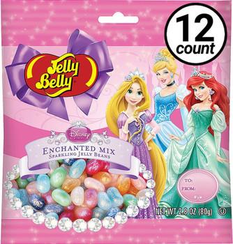 Jelly Belly, Disney Princess, 2.8 oz. Bag (12 Count)