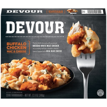 Devour Buffalo Chicken Mac & Cheese, 12 Oz (1 Count)