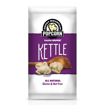 Rocky Mountain Popcorn, Kettle Corn, 4 Oz Bag (1 Count)