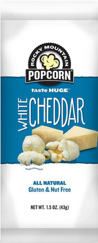 Rocky Mountain Popcorn, White Cheddar, 1.5 Oz Bag (1 Count)