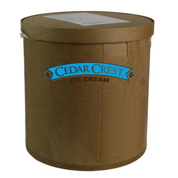 Cedar Crest, Amaretto Mackinac Island Fudge, 3 Gallon (1 Count)