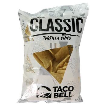 Taco Bell Classic Tortilla Chips, 3.5 oz Bag (1 Count)