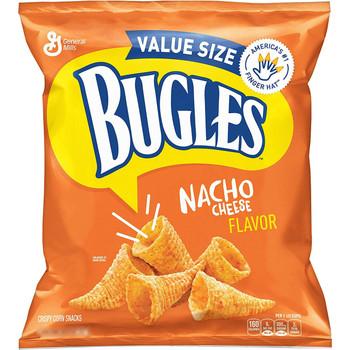 Bugles, Nacho Cheese, 1.5 oz. Bag (1 Count)