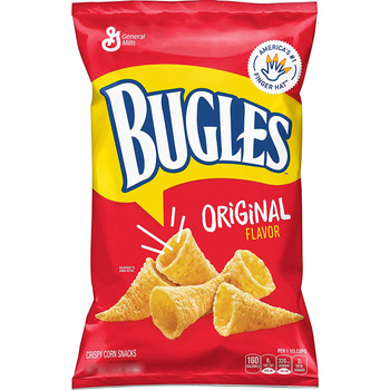 Bugles, Original, 3.0 oz. Bag (1 Count)
