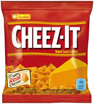 Cheez-It, Original Crackers, 1.5 oz. Bag (1 Count)