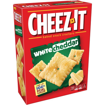 Cheez-It, White Cheddar Crackers, 4.5 oz. Box (1 Count)