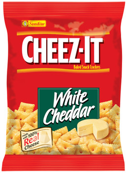 Cheez-It, White Cheddar, 3.0 oz. Bag (1 Count)