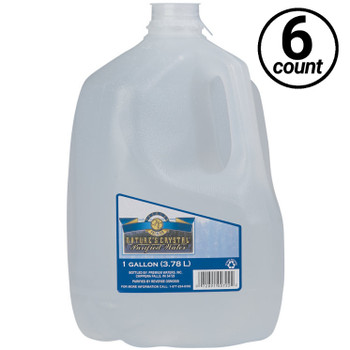 Chippewa, Nature's Crystal Water, 1 Gallon Jug (6 Count)