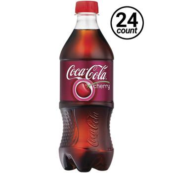 Coca Cola, Cherry Coke 20.0 oz. Bottle (24 Count)