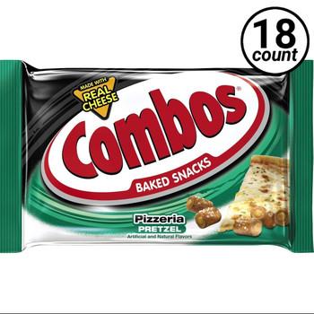 Combos, Pizzeria Pretzel, 1.7 oz. (18 Count Case)