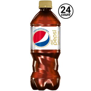 Diet Pepsi caffeine free, 20.0 oz. Bottle (24 Count)