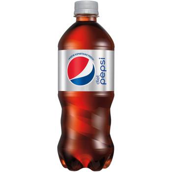 Diet Pepsi, 20.0 oz. Bottle (1 Count)