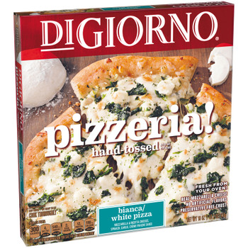 Digiorno, Pizzeria! Bianca / White Pizza, 19.3 oz. (1 Count)