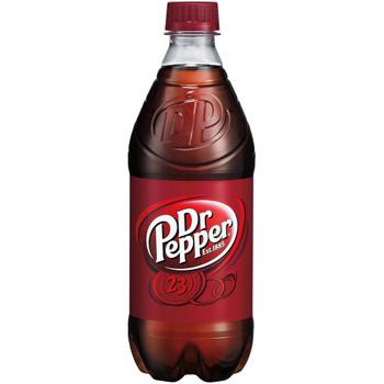 Dr. Pepper, 20.0 oz. Bottle (1 Count)