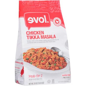 EVOL, Chicken Tikka Masala, 9.0 oz. (1 Count)