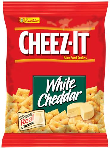 Cheez-It, White Cheddar, 3.0 oz. Bag (1 Count)