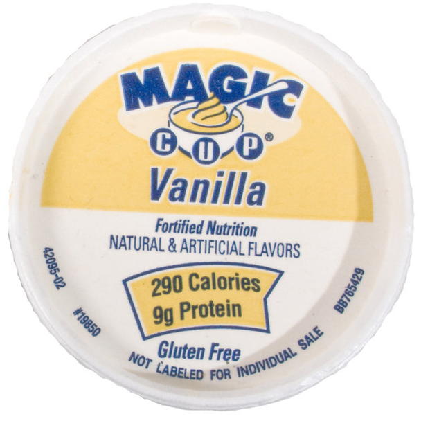 Magic Cup Vanilla 48 ct, 4 ounce