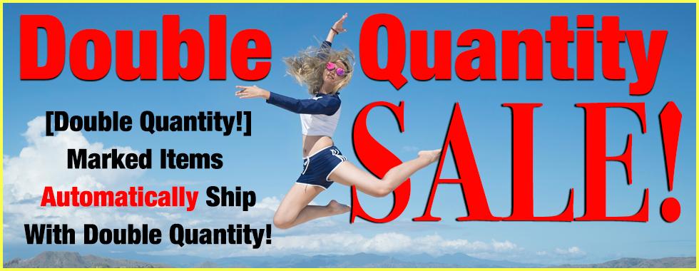 Double Quantity Sale at StationeryXpress.com