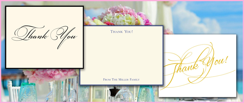 Thank You Cards at StationeryXpress.com