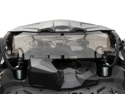 Can Am Maverick X3 Tinted Polycarbonate Visor Moto Armor