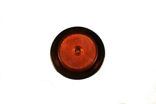"""LED 2 1/2"""" Amber Marker Light"""