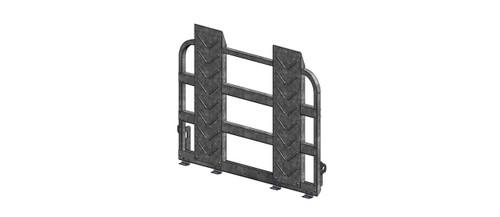 4' Full Rear Ramp Gate Kit