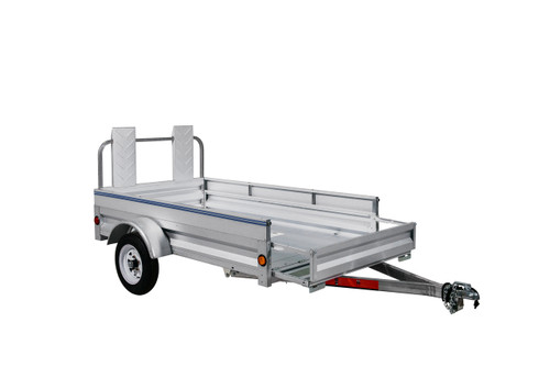 """9"""" Top Load Retention for 4ft Trailers"""