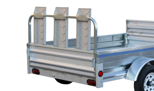 "22"" Single Rear Ramp for Ramp Style Gate"