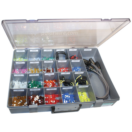 ATC & ATM FUSE KIT  WITH FUSE HOLDERS