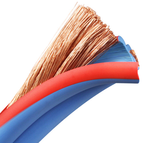 1/0 AWG Arctic Superflex Blue is constructed with Class K fine stranded conductors for superior flexibility and conductivity