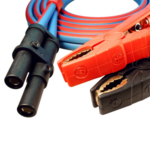 J1283 Heavy Equipment Jump Start Cables Polar Wire