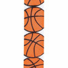 Basketball Grosgrain Sports Ribbon