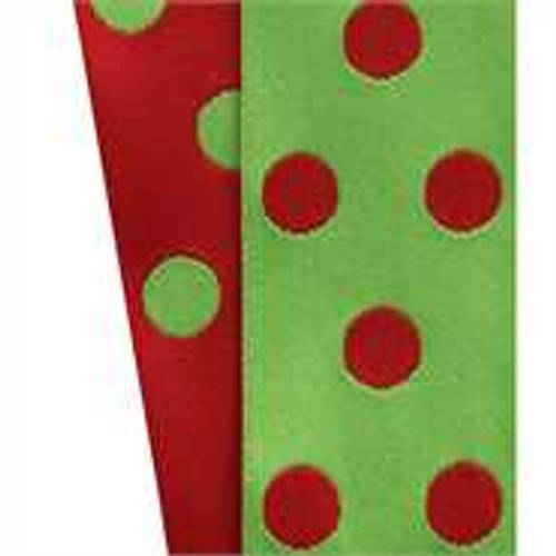 Cirq Red / Green Reverse Dots