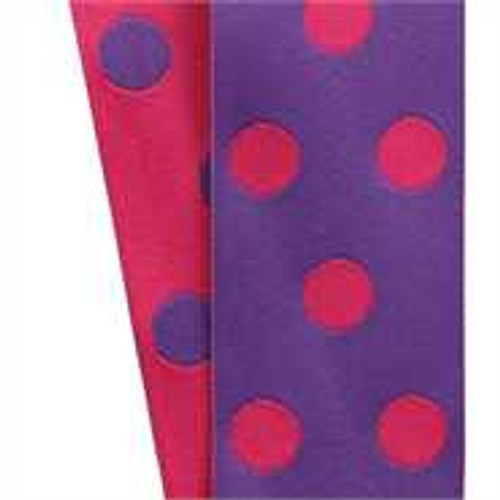 Cirq Purple/Pink Reverse Dots