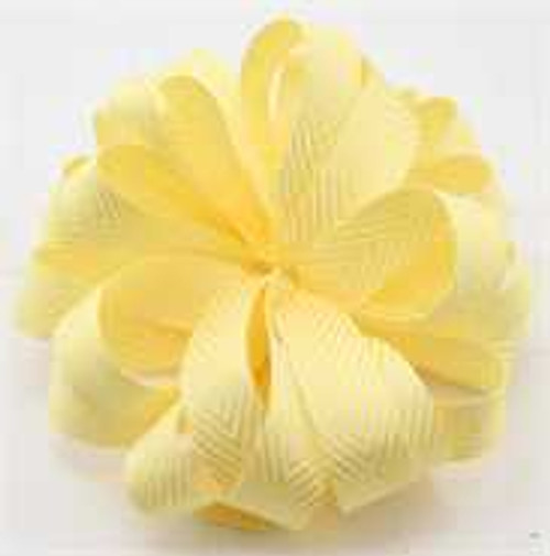 Kessie Twill Chevron Ribbon Yellow