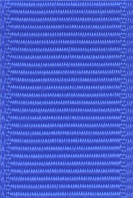 Electric Blue Schiff Grosgrain Ribbon